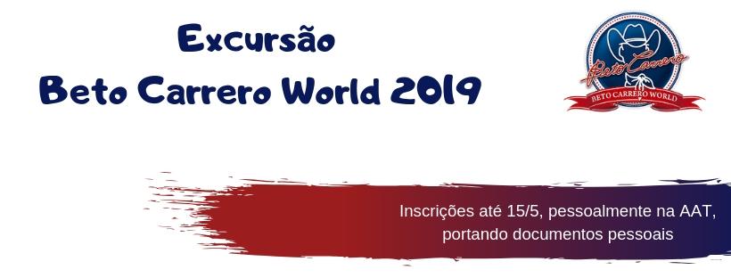 Excursão Beto Carrero World 2019 (2)